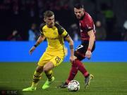 半场战报:纽伦堡0-0多特蒙德,格策多次有威胁打门