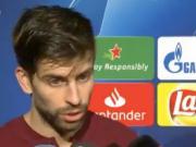 皮克:皇马足球和篮球队都抱怨裁判,幸好他们