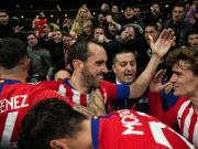 马竞2-0尤文占晋级先机,希门尼斯争议球破门,戈丁建功