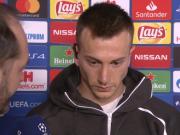贝尔纳代斯基:我们还有90分钟的时间证明我们配得上留在欧冠
