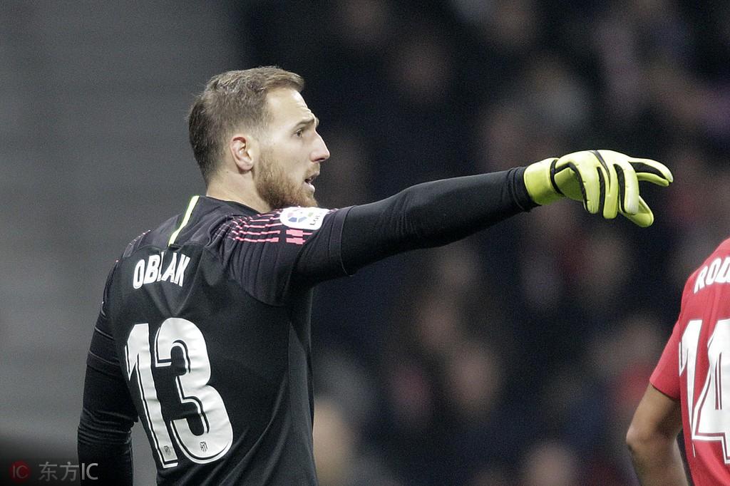 撒花!奥布拉克当选马德里竞技二月最佳球员
