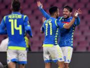 那不勒斯2-0苏黎世晋级欧联杯16强,欧纳斯传射,韦尔迪破门