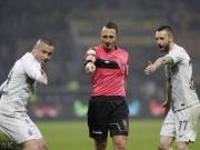 意甲第25轮主裁判名单:阿比索吹罚国米客战佛罗伦萨