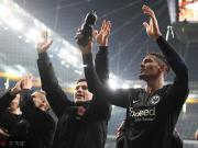 23球,法兰克福本赛季欧联杯火力最强