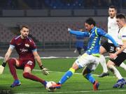 半场战报:那不勒斯1-0苏黎世,韦尔迪破门,梅尔滕斯造杀机
