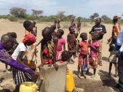 暖心,梅西基金会捐赠20万欧元为肯尼亚儿童提供水和食物