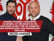 官方:美因茨与主帅施瓦茨续约至2022年