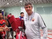 深足结束泰国冬训返回深圳,卡罗:希望能赢下新赛季揭幕战