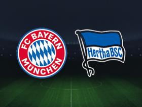 正在直播拜仁vs柏林赫塔:博阿滕、里贝里首发