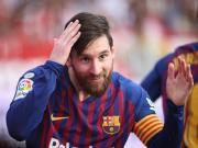 第50次帽子戏法,梅西生涯戴帽次数比C罗少1次