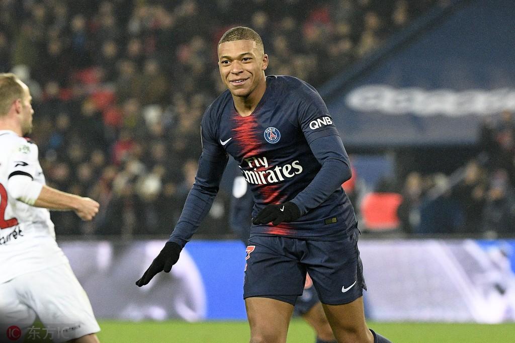 尼姆主帅:姆巴佩像压土机他是法国足球的现象