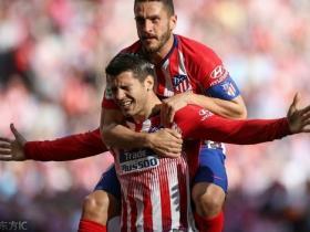 足球视频集锦:马德里竞技 2-0 比利亚雷亚尔