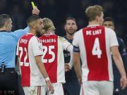 欧足联官方:指控拉莫斯故意洗牌行为,可能处