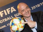 因凡蒂诺:卡塔尔世界杯是否扩军