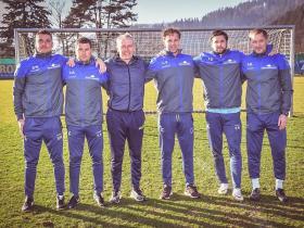 官方:弗赖堡与主帅施特赖希及其教练组完成续约