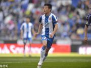 3731天的等待!中国球员再次在五大联赛取得进球