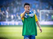 英媒独立报关注武磊:继续进球他能成为superstar!
