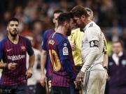 裁判专家:拉莫斯对梅西的犯规应该吃到红牌