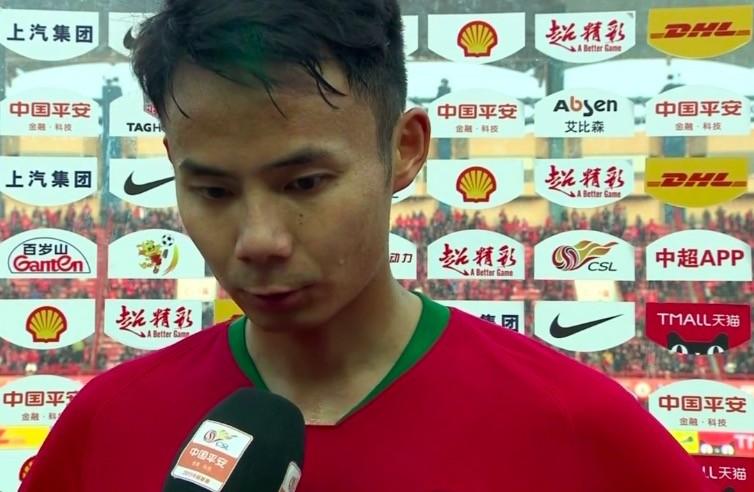 冯卓毅:我们的战术是防守反击最后时刻丢球很