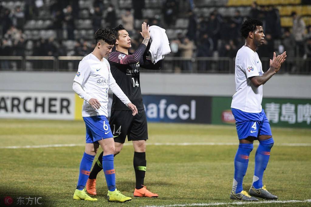 王大雷:我们踢得不错,希望回到主场能赢庆南