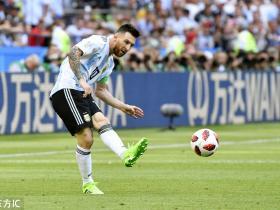 阿根廷大名单公布:梅西世界杯后首次回归!