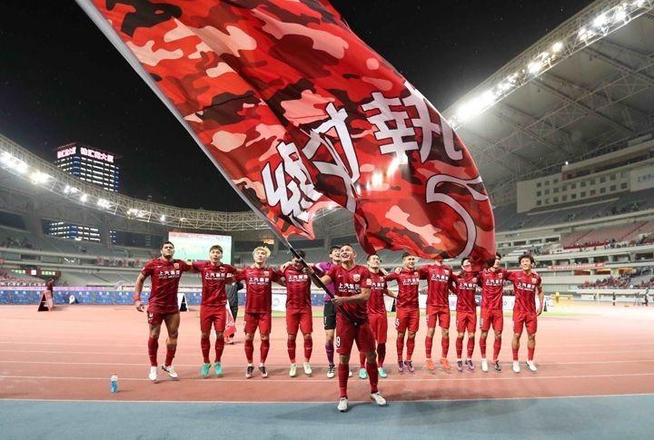 卫冕冠军上海上港新赛季