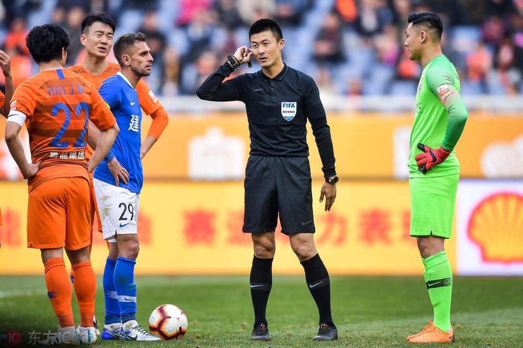 记者:山东鲁能将与山东省足协联合申诉本场裁判问题