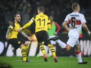 多特蒙德联赛主场保持不败,主场成绩位列德甲第一