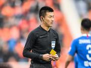 记者:傅明有亚足联执法任务,如未吹罚国内比赛不应视为停赛