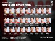 韩国大名单:孙兴慜、李青龙领衔,中超三将入选