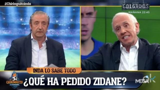 西班牙6台:齐达内要求买阿扎尔、姆巴佩、博格巴和卢卡斯
