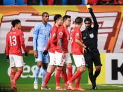 不满裁判组的判罚,恒大赛后向亚足联提出申诉