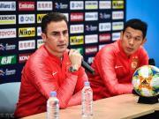 卡纳瓦罗:球队战术有失误;我们要克服困难培养优秀国内球员