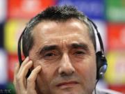 巴尔韦德怼记者:我们是防守型球队,幸运的是有梅西能进球