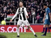 第122粒进球,C罗个人欧冠进球数超过马竞队史总