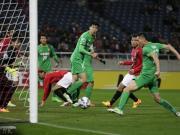 国安亚冠小组赛对阵日本球队取5胜7平2负,主场保持不败