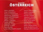 奥地利大名单:阿拉巴和阿瑙托维奇领衔