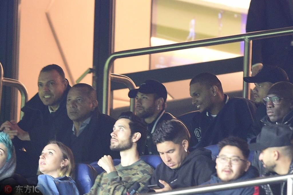 欧足联官方:将调查内马尔在巴黎与曼联比赛之后的言论