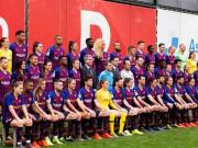 三线开花,巴萨青年队和女足同样晋级欧冠8强