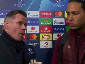 卡拉格:我绝对相信利物浦能在欧冠里走到最后