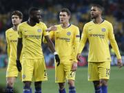 切尔西球员遭遇基辅球迷种族歧视,蓝军官方表示强烈谴责