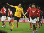 曼联1-2狼队遭两连败无缘足总杯四强,拉什福德