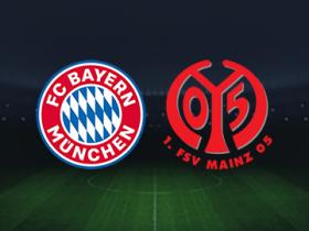 拜仁vs美因茨:J罗、科曼首发,穆勒、格雷茨卡出战