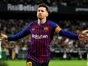 本賽季,梅西每53分鐘就能收獲一次進球或助攻