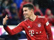 萨利哈米季奇:拜仁高层会一起决定J罗的未来