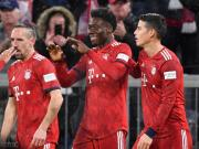 创纪录,拜仁成德甲首支连续3场联赛进5球或以上球队