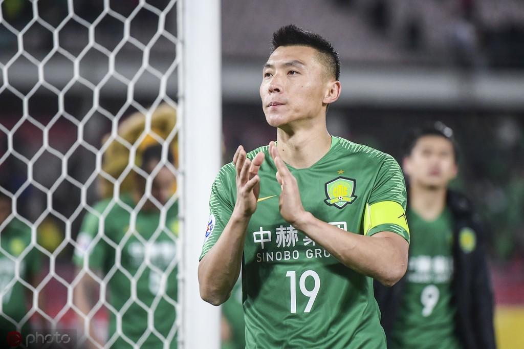 于大宝:我现在更喜欢踢后卫;国安今年要争取拿联赛冠军