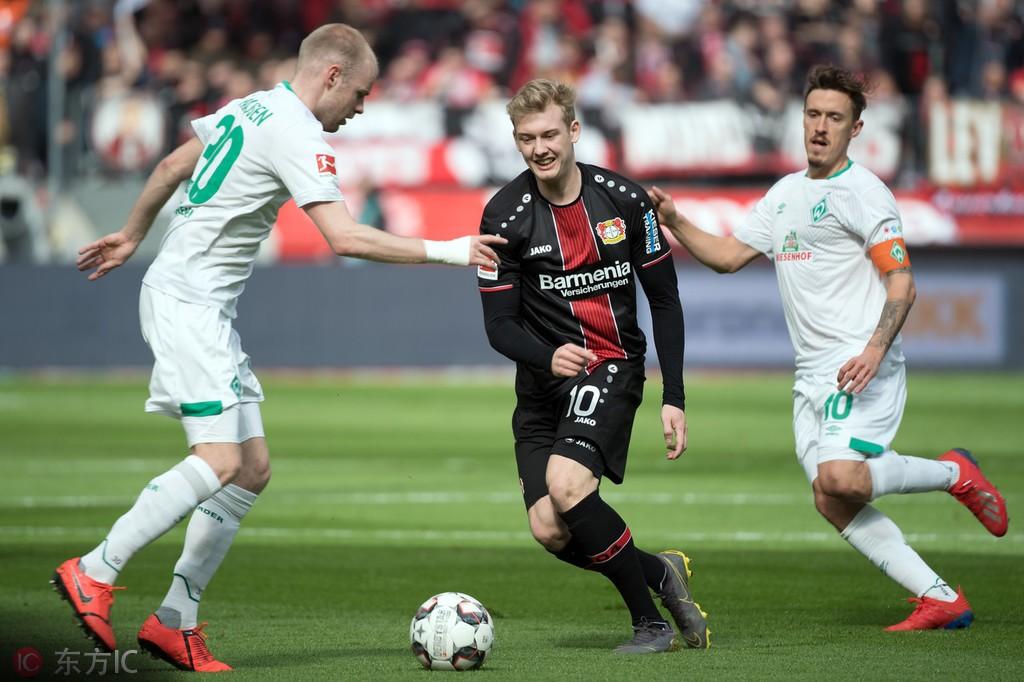 踢球者:跟皇马抢,马竞也想要勒沃库森攻击手布兰特
