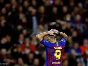 巴薩官方:蘇亞雷斯傷停10-15天,無緣中國杯