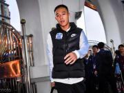 叶楚贵:租借到深圳对我帮助很大,新赛季要在富力竞争主力